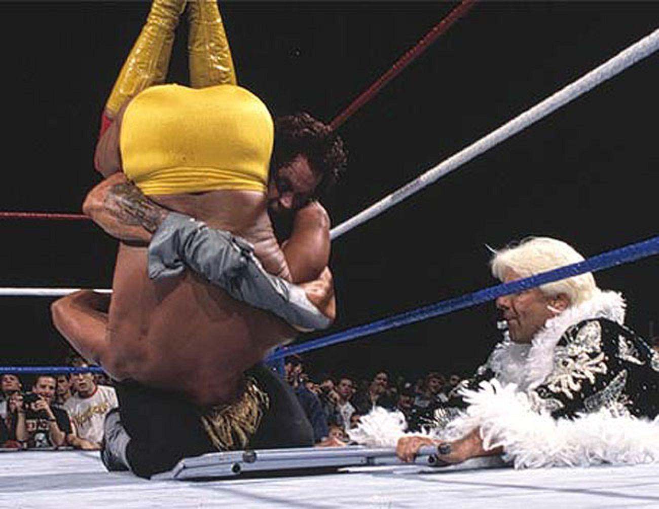 Resultado de imagen para survivor series 1991 undertaker vs hogan
