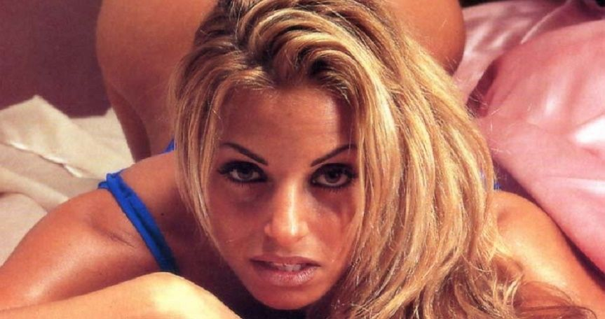 Amusing moment Wwe trish stratus sexy apologise