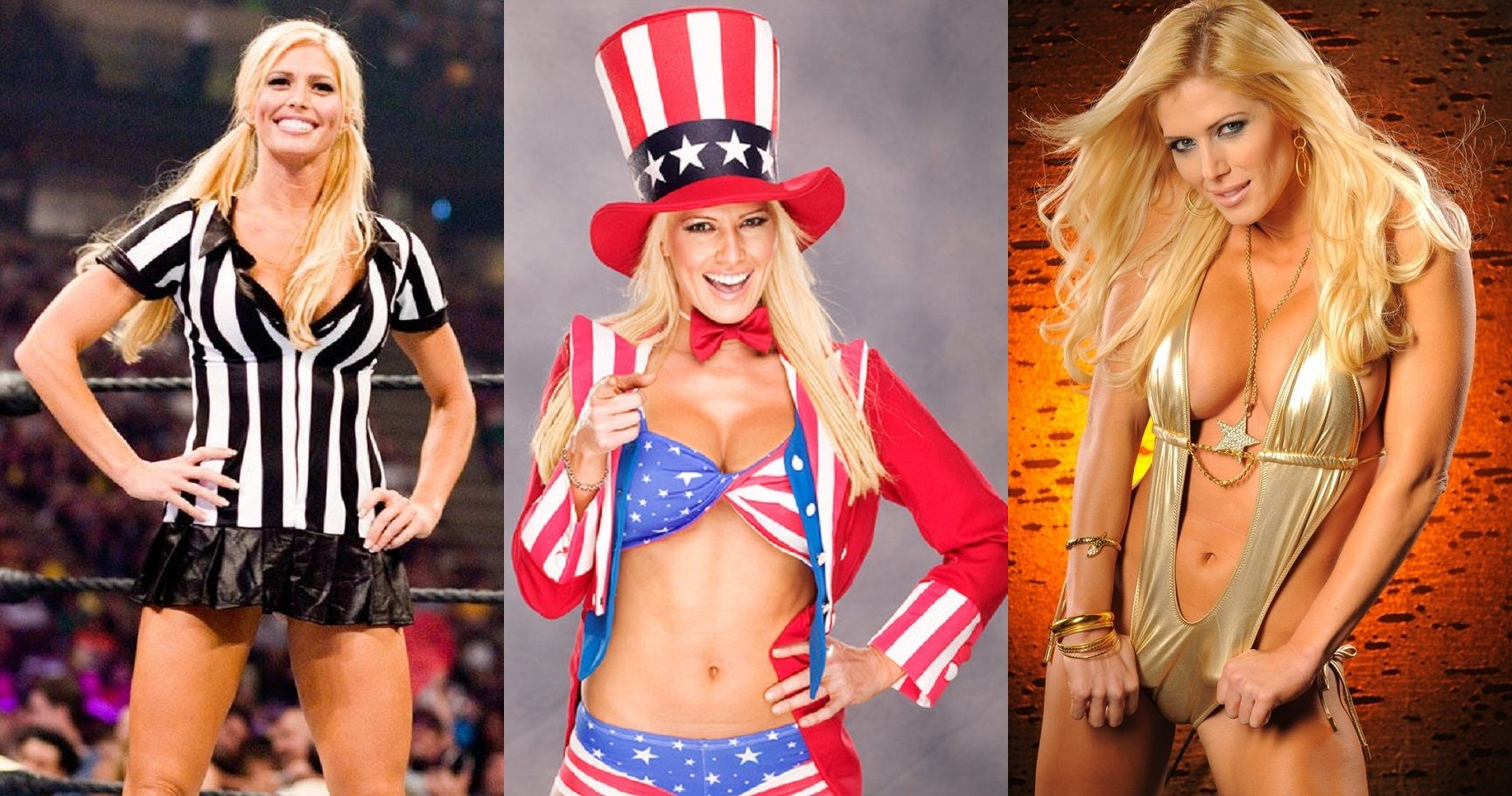 Top 20 Hottest Outfits Worn by Torrie Wilson In WWE
