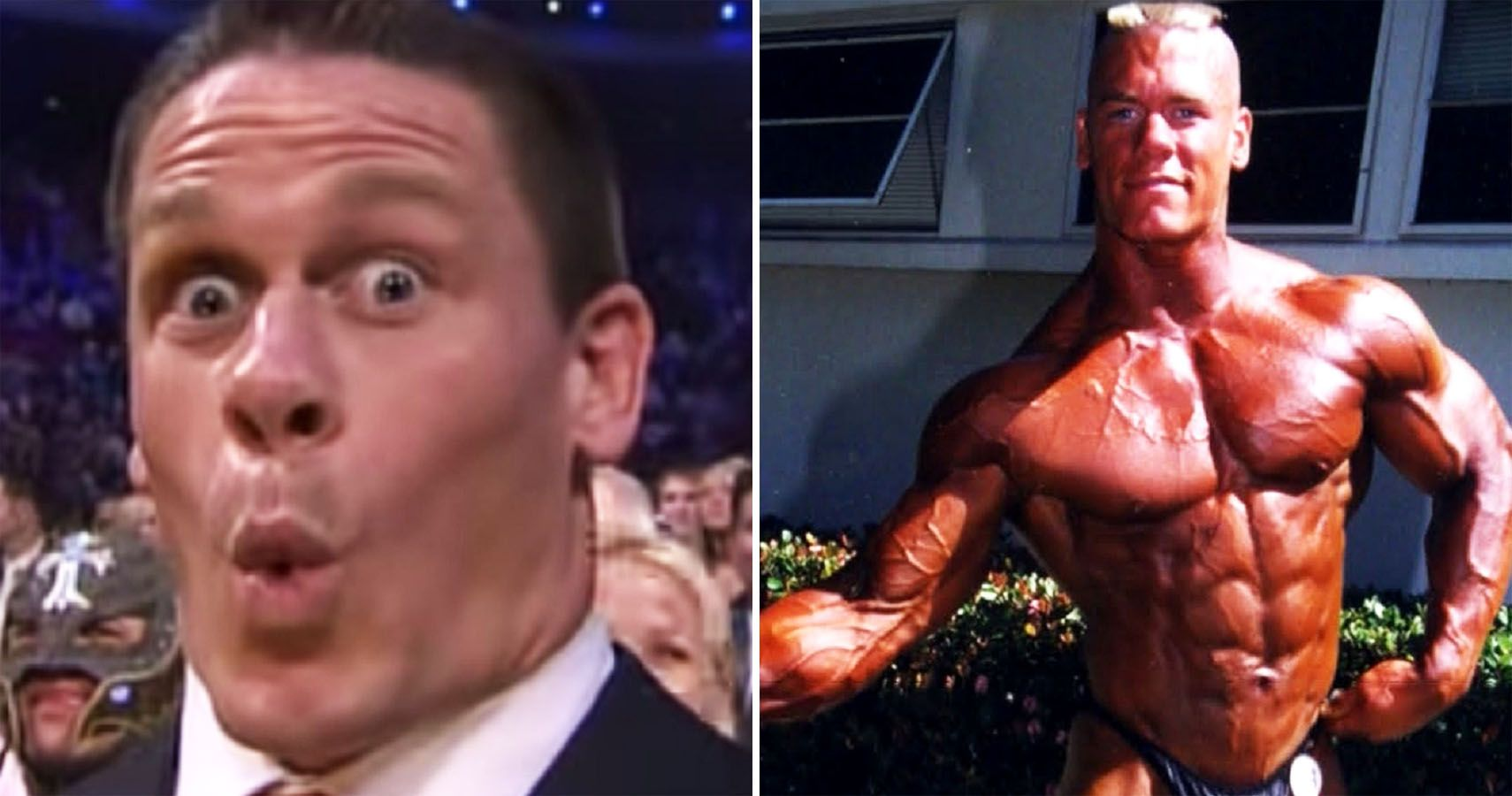 Top 15 Weird And Fascinating Things John Cena Did Before WWE