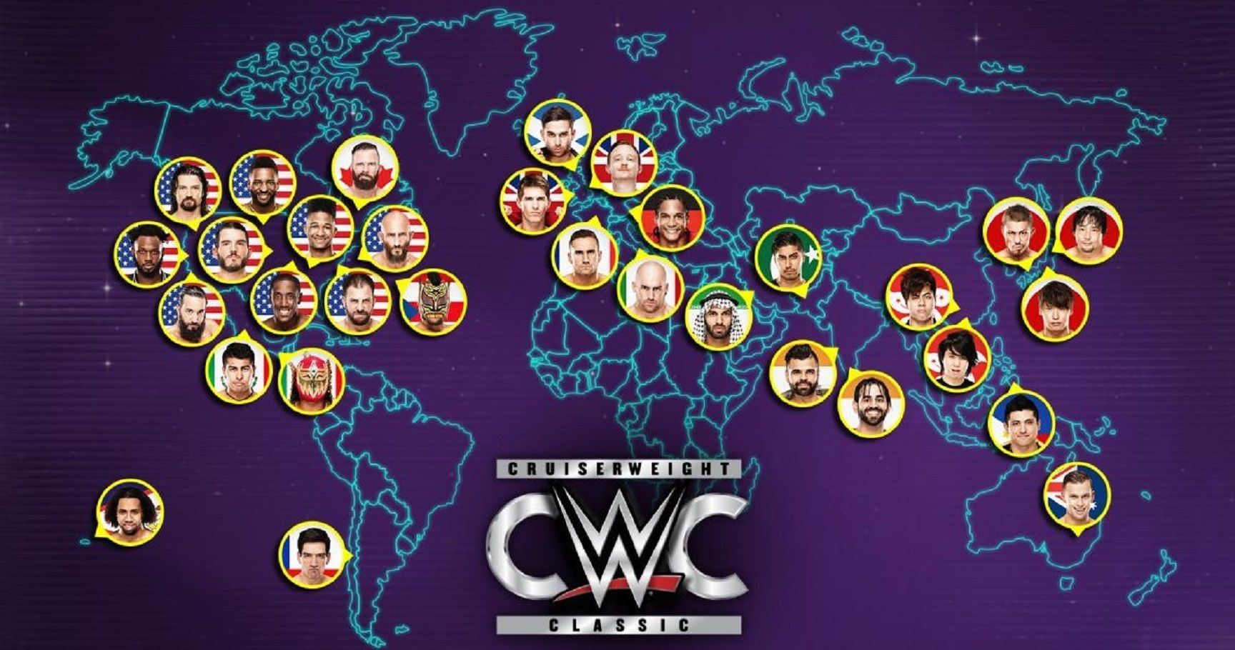 Profiling The Top 15 Wrestlers Of The Cruiserweight Classic
