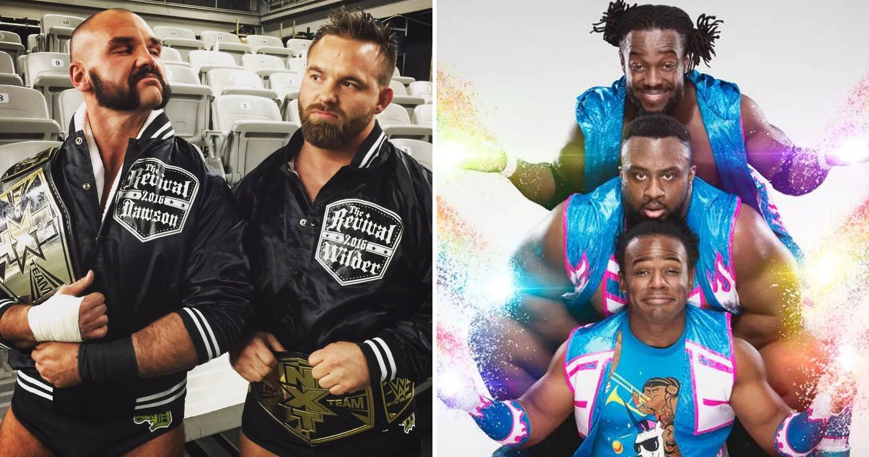 Top 15 Best Current Tag Teams In The World