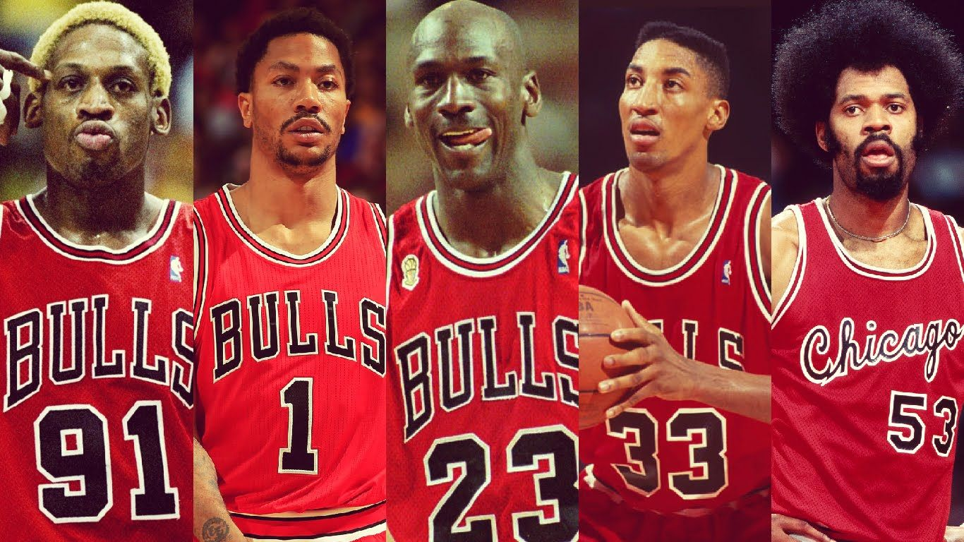 Top 20 Greatest Players To Wear A Bulls Jersey