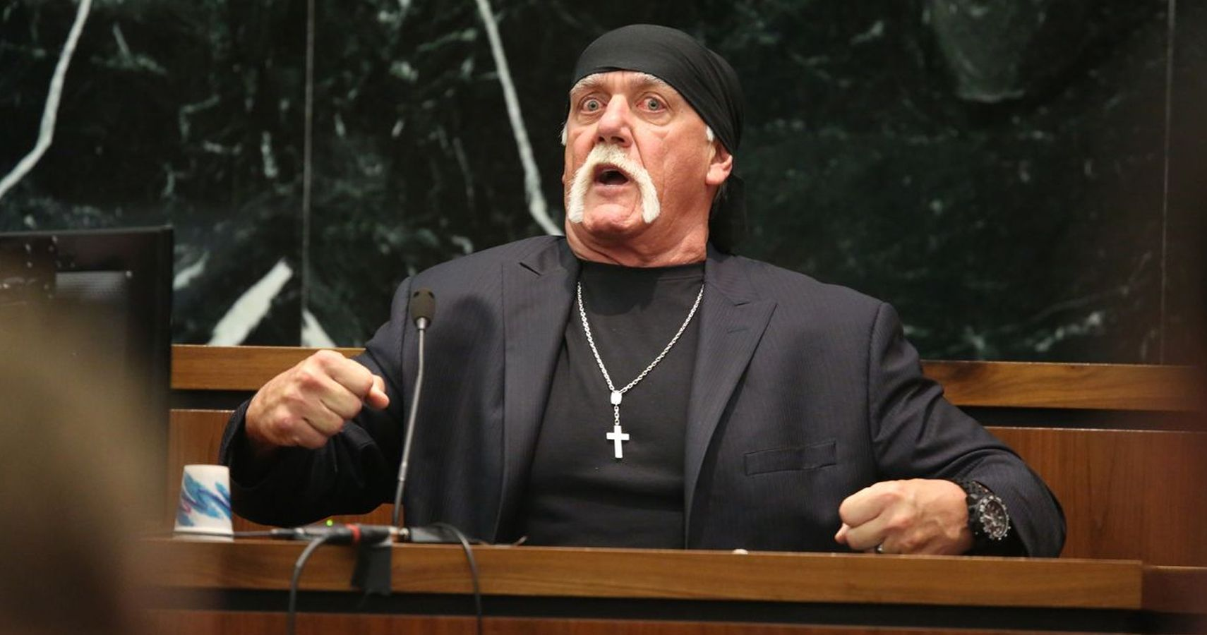 Hulk Hogan Makes Huge Purchase With Lawsuit Money