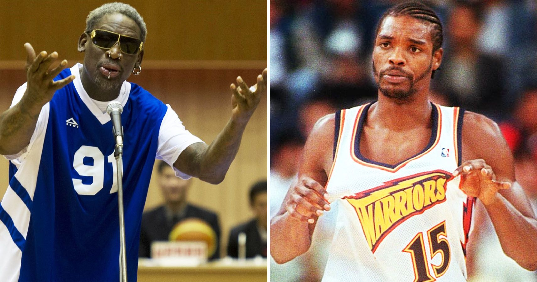 Top 15 Great NBA Players That Were Terrible Human Beings