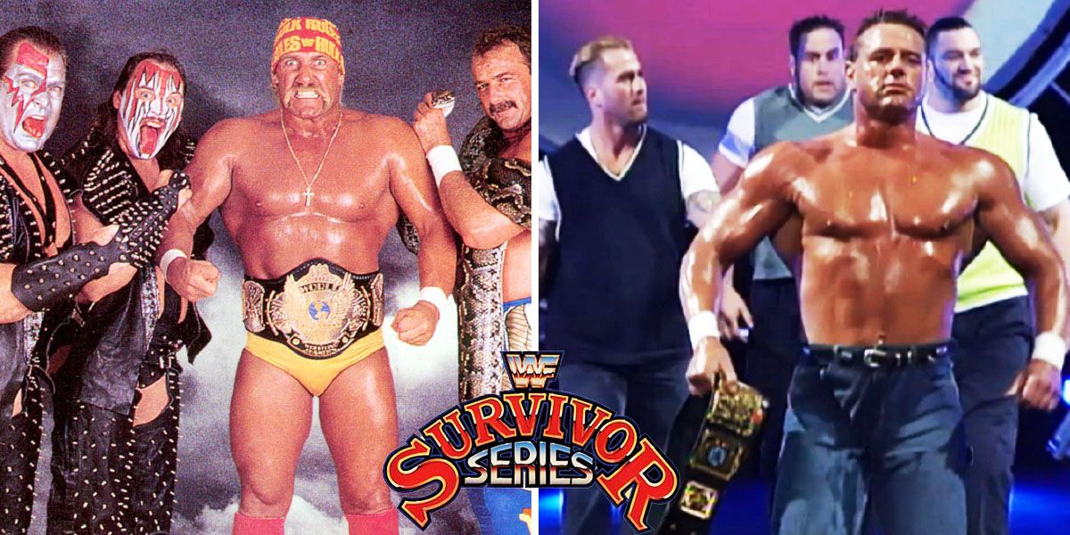 Top 8 Awesome Survivor Series Teams And 7 That Were Terrible