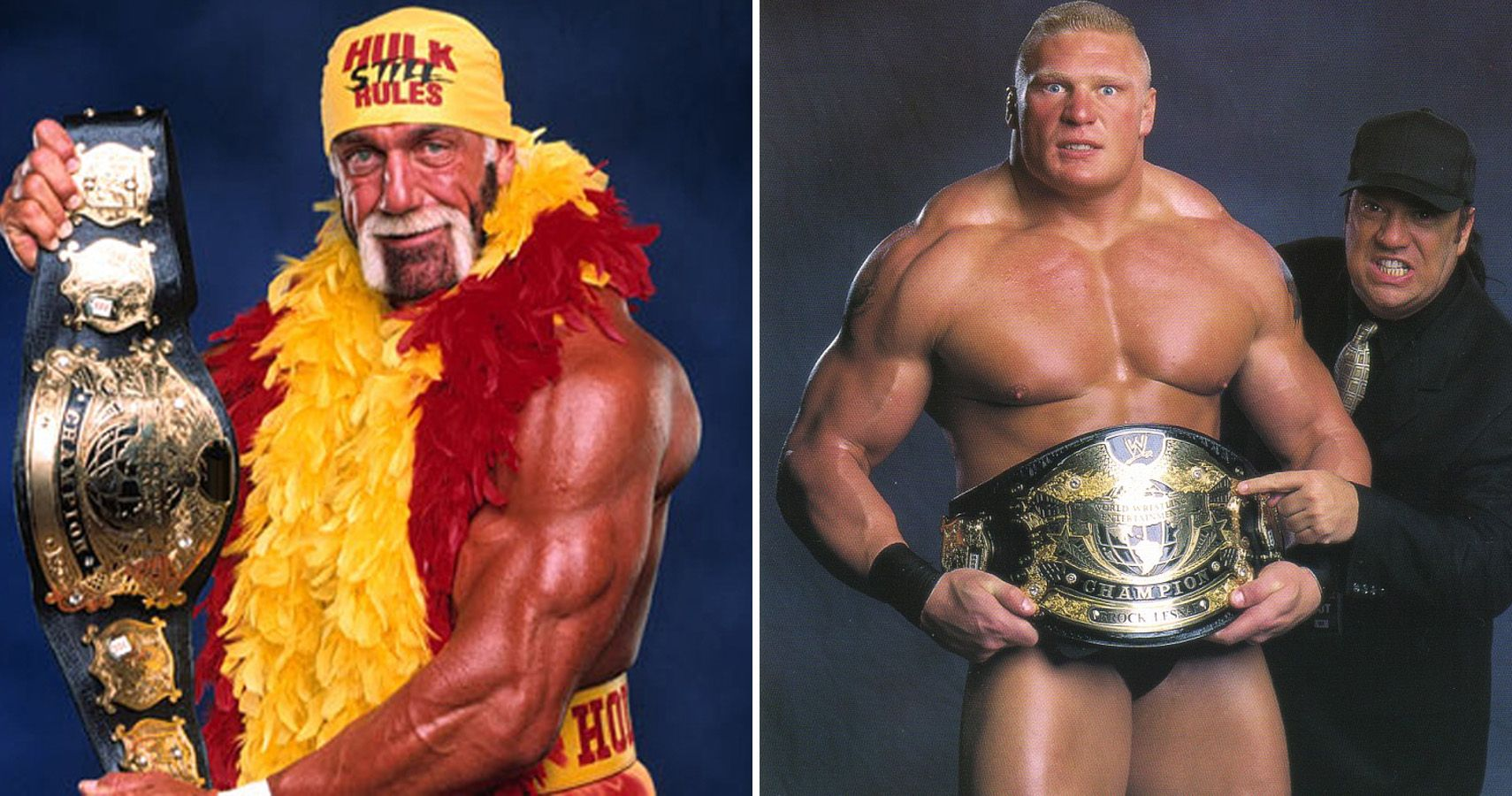 The 8 Best And 7 Worst WWE World Champions Of The Y2K Era