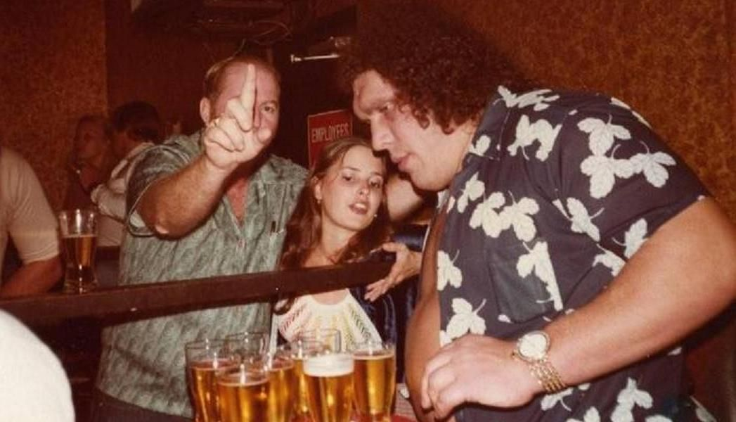 15 hilarious pictures of drunk wrestlers
