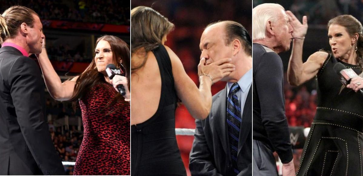 15 Wrestlers Who Were Emasculated by Stephanie McMahon