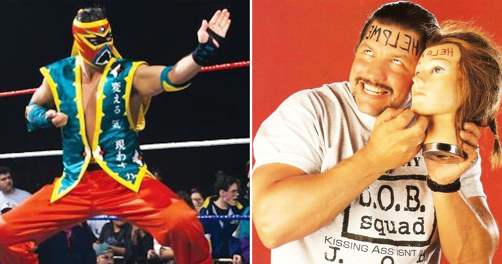 Back To The Drawing Board 20 Wwe Wrestlers Whose First