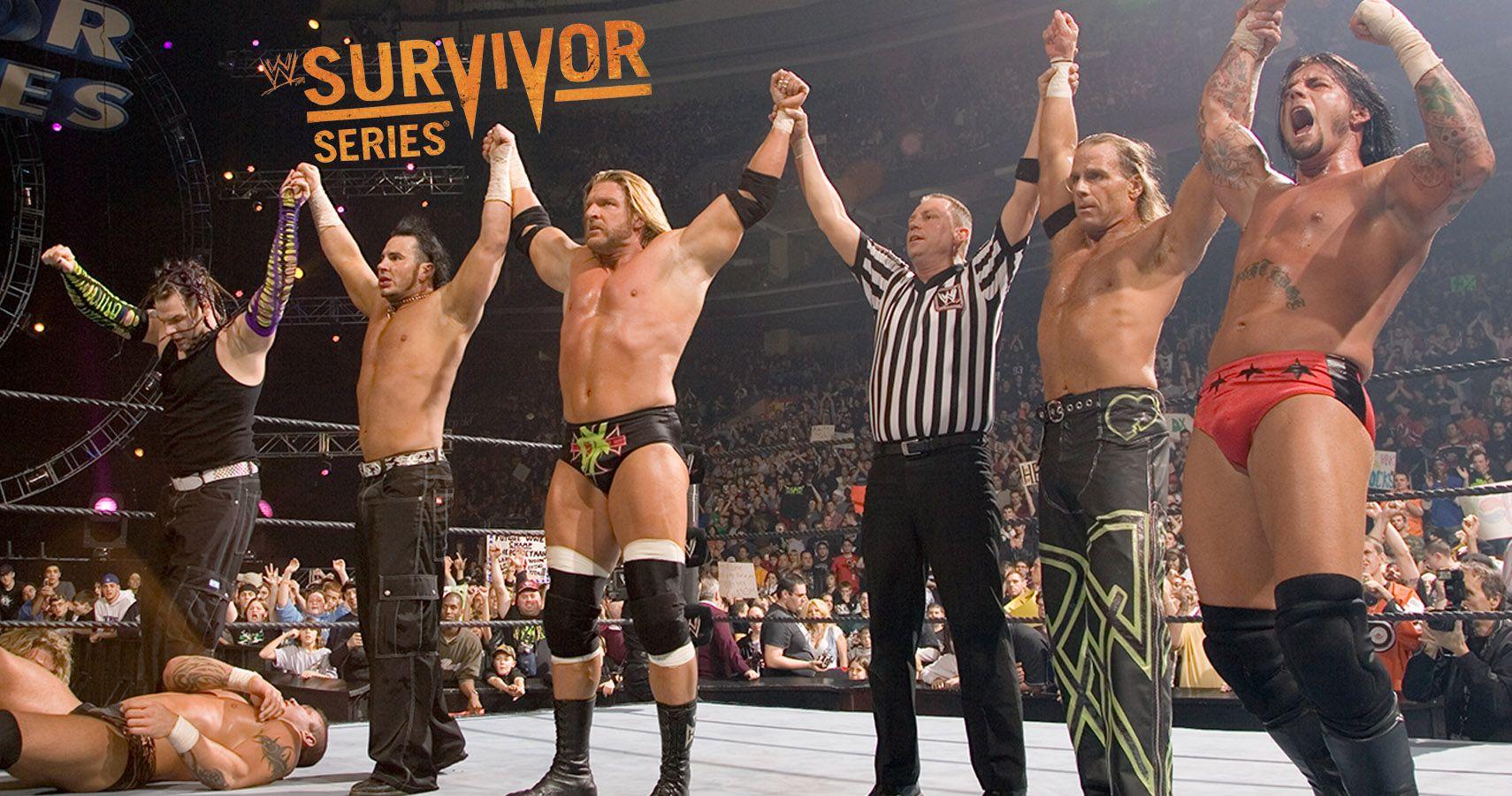 ranking all wwe survivor series of the 21st century