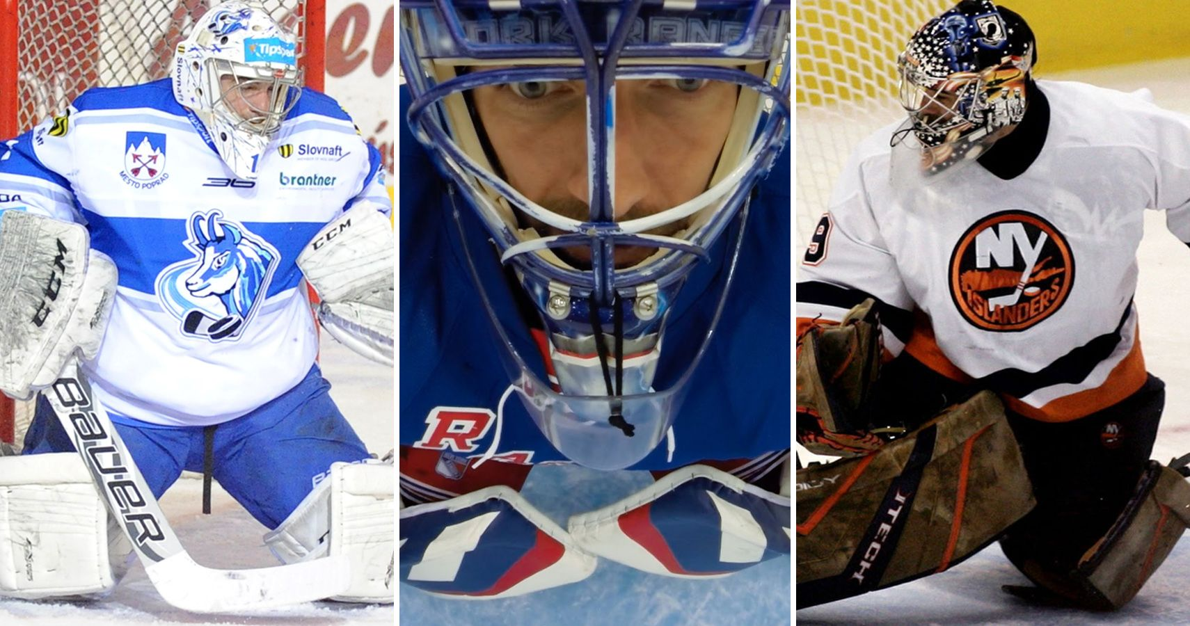 Ranking The 21 Goalies Drafted Before Henrik Lundqvist In 2000