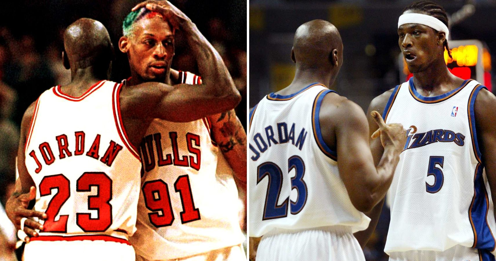 68846433c71d 8 Players Who Loved Being Michael Jordan s Teammate And 7 Who Hated It