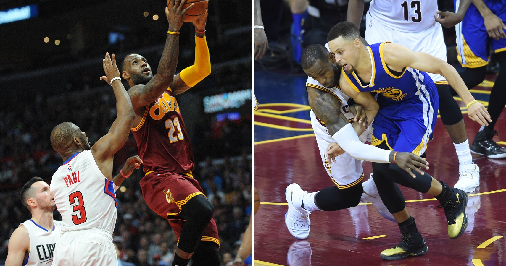 70d2e21e6ba0 8 Players Who Can t Guard LeBron James And 7 Who Can