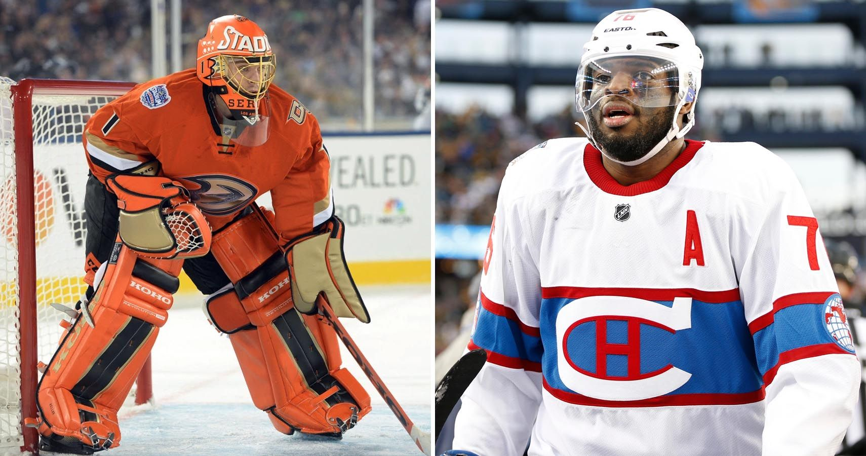 7e0a2f65 The 8 Best And 7 Worst Jerseys Worn During Outdoor NHL Games
