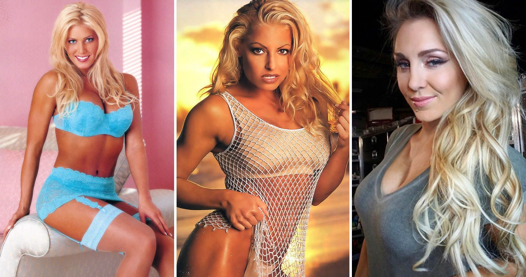 Busty models of the 90s