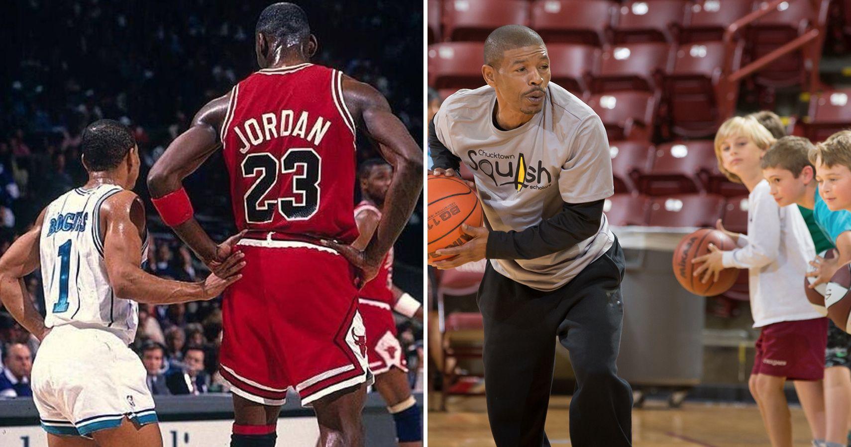 jakość wykonania dobra sprzedaż super jakość 15 Players Who Had On-Court Beef With Michael Jordan: Where ...