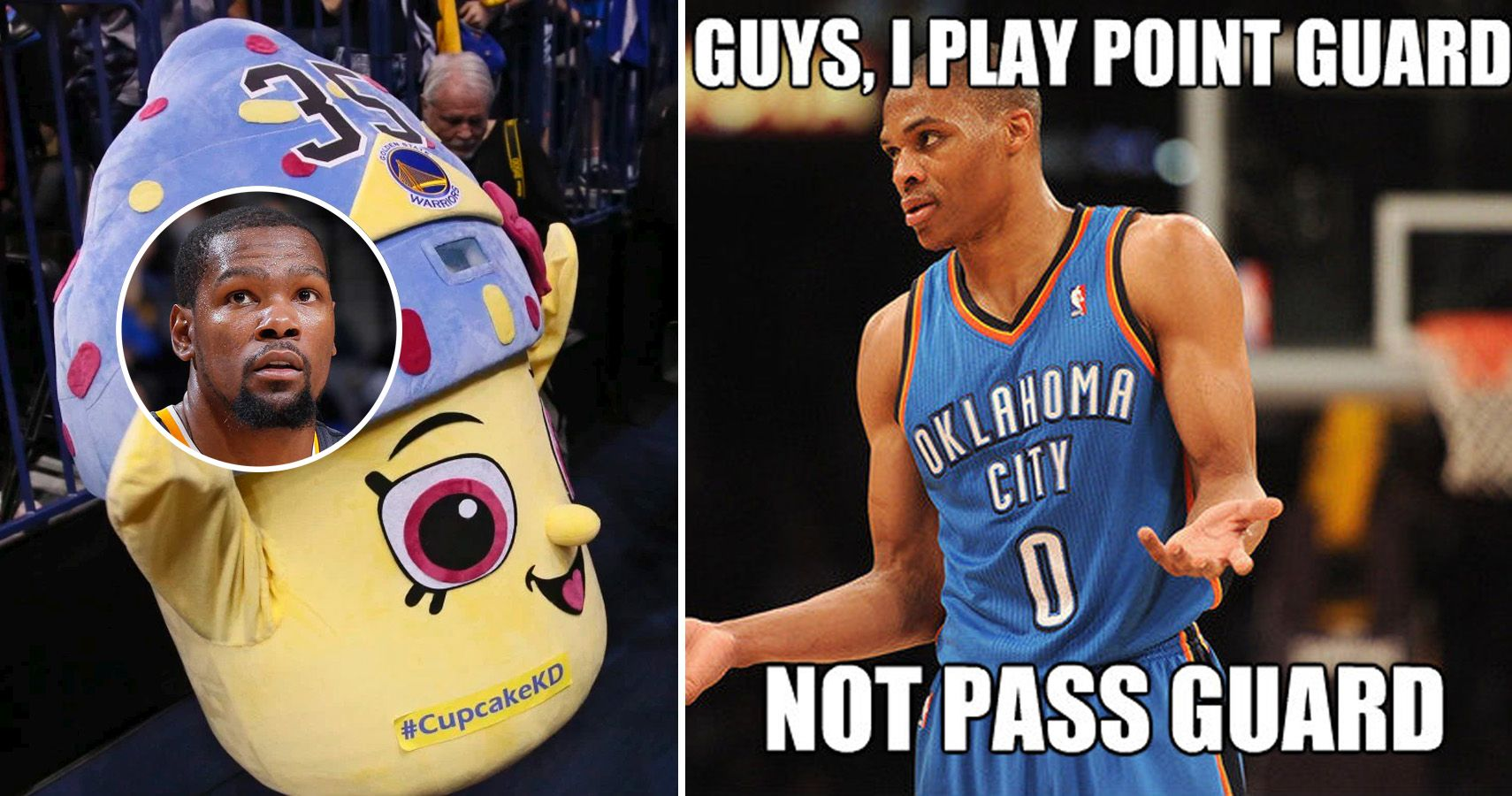 67012af4839e 15 Russell Westbrook And Kevin Durant Memes That Will Make You Cry With  Laughter