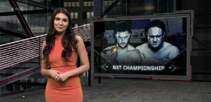 15 Pictures Finn Balor Doesn't Want You To See Of Cathy Kelley