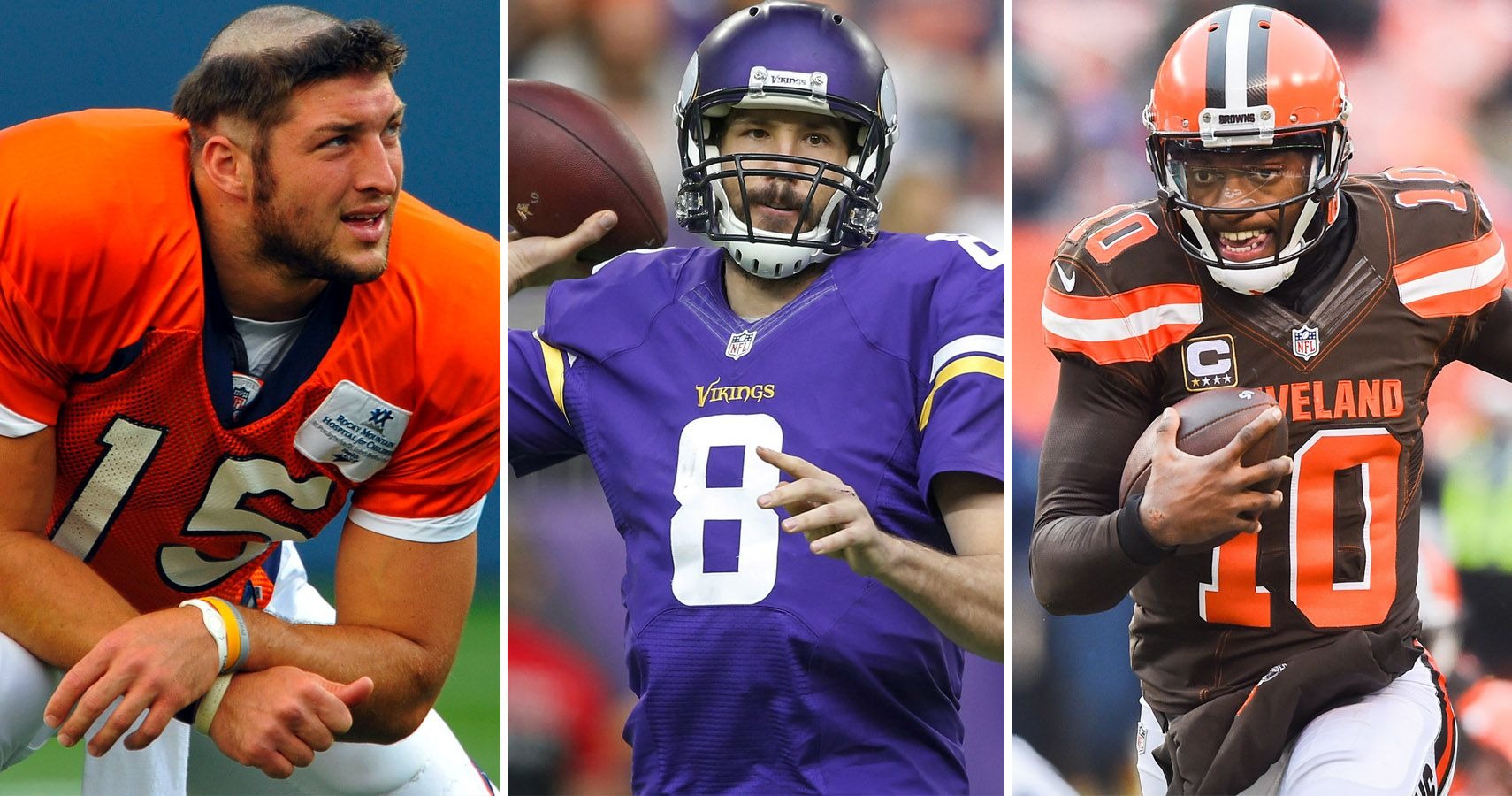 Top 15 Elite College Quarterbacks Who Were BUSTS In The NFL