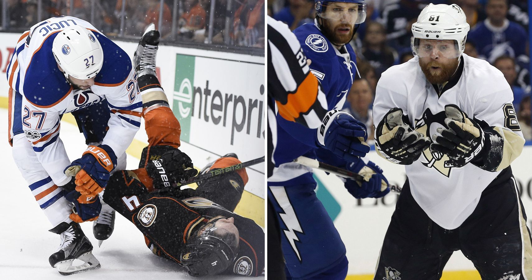 Top 8 Goons And 7 Biggest Wimps In The NHL Today  222c1fcc4662