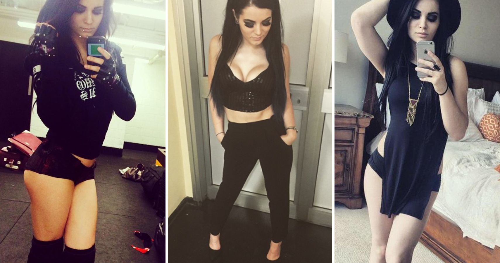 Hot Pictures Of Paige That Will Have You Wishing For -9857