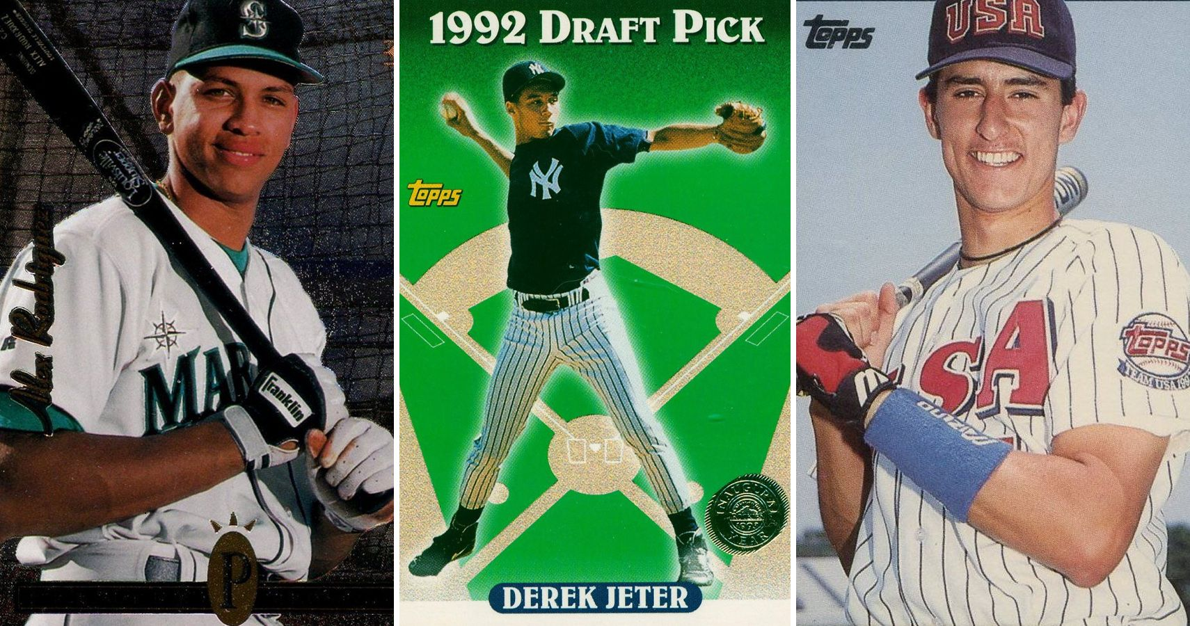 15 Classic Baseball Rookie Cards Thesportster