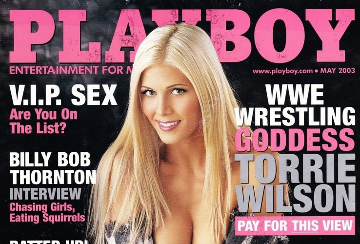 Torrie Wilson At 42 Of The Bombshells Steamiest Photos
