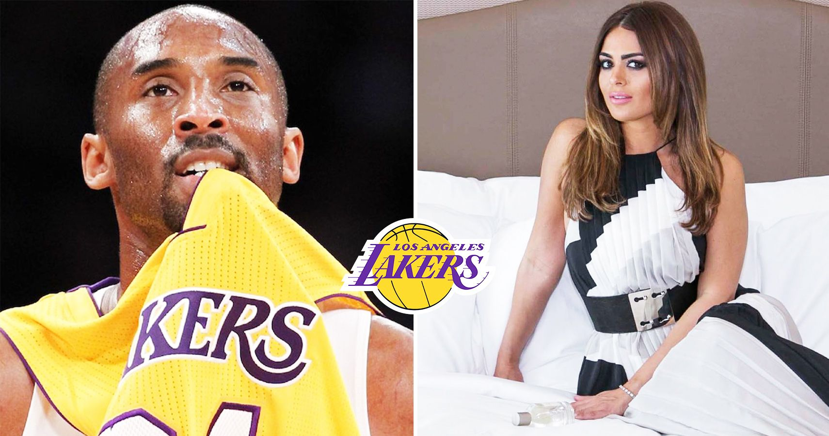 a0b5a87f7 Showtime  The Most Attractive Women Los Angeles Lakers Players Hooked Up  With
