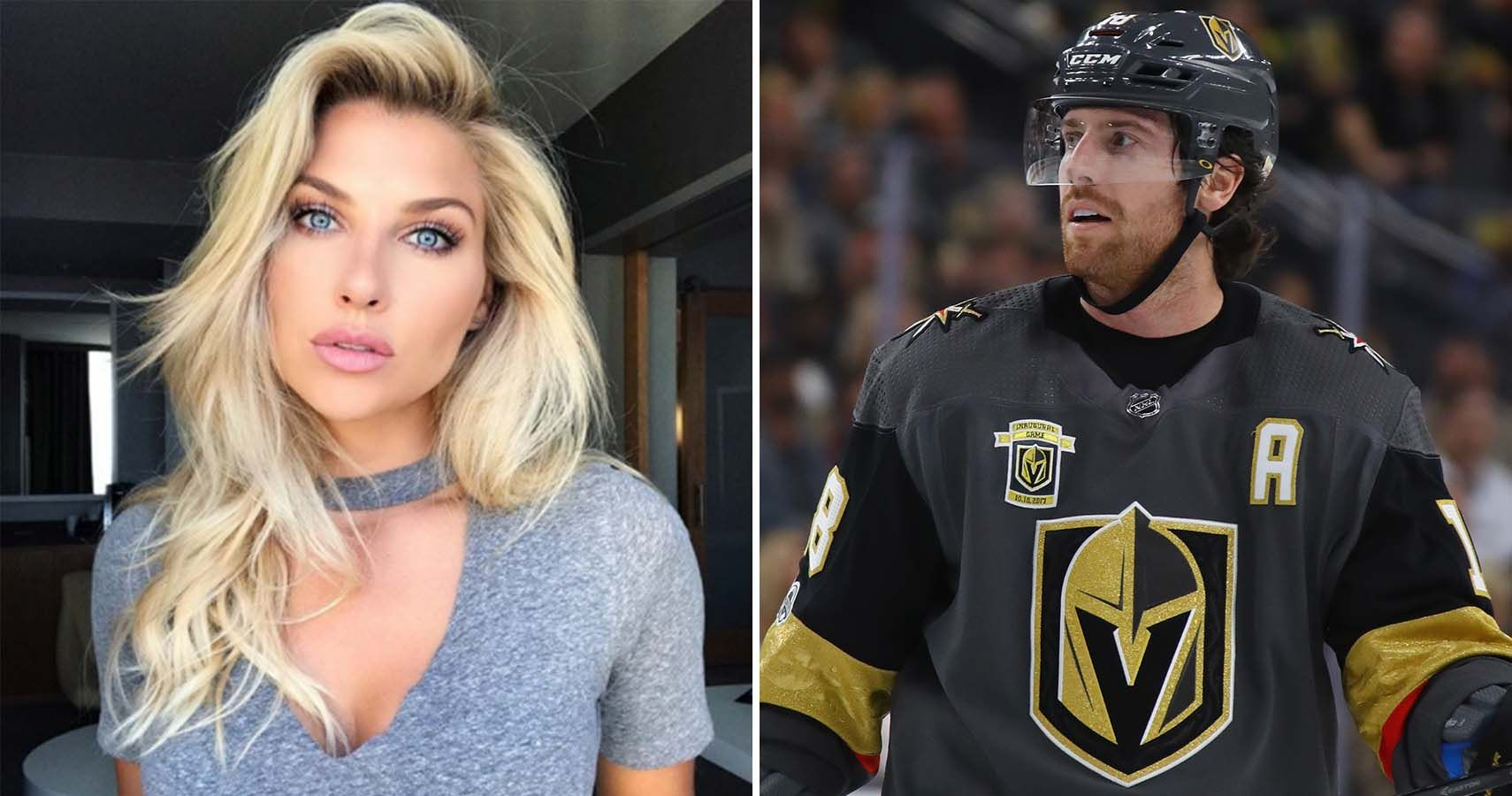 Melanie Collins Pictures That Would Drive James Neal Crazy