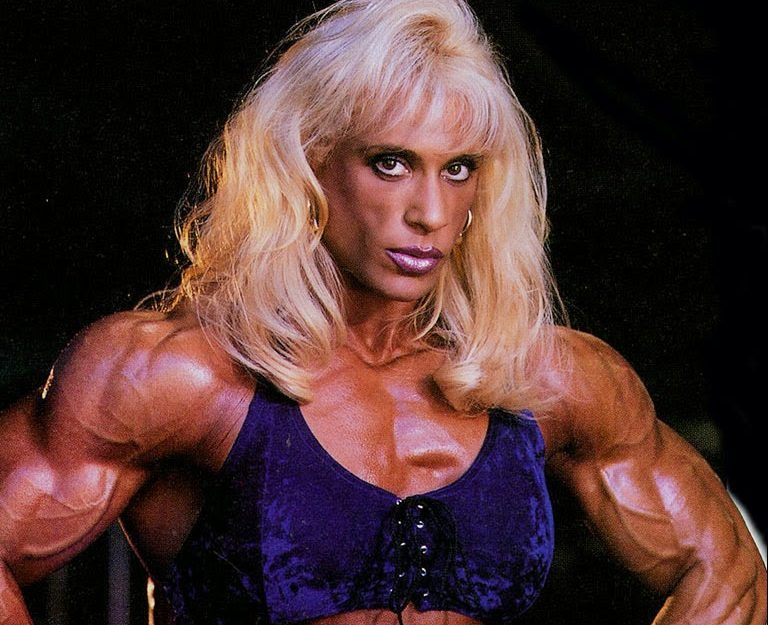 Female bodybuilding after 50