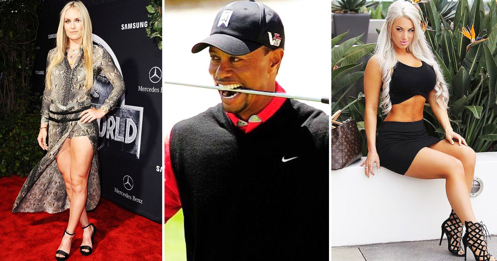tiger u0026 39 s course  18 pictures of women tiger woods has dated