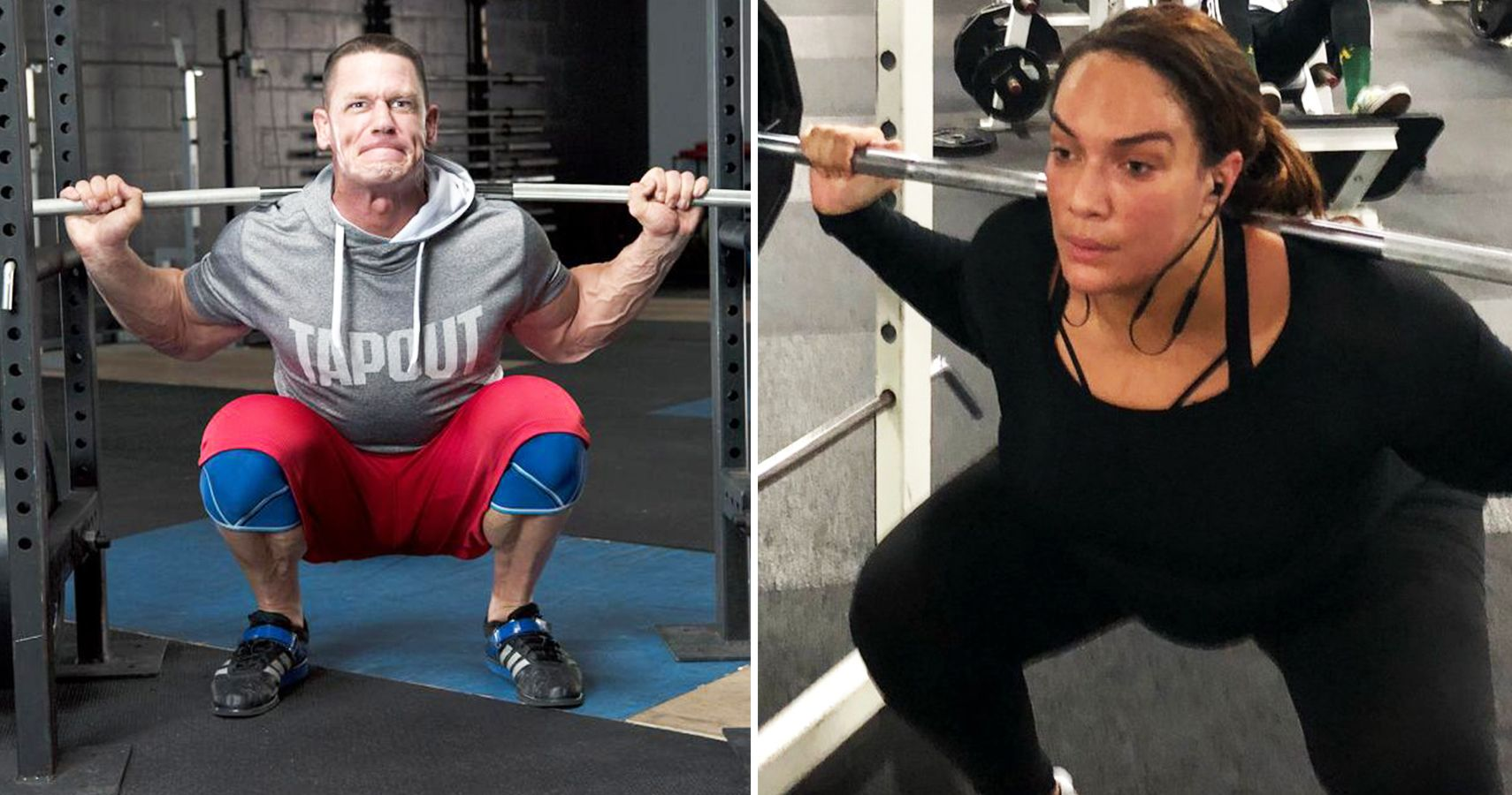 How Much Can WWE Stars Squat? | TheSportster