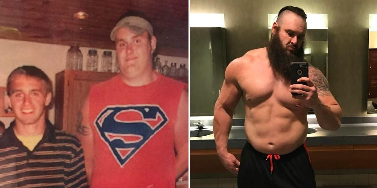 20 WWE Superstars That Transformed Into Different People