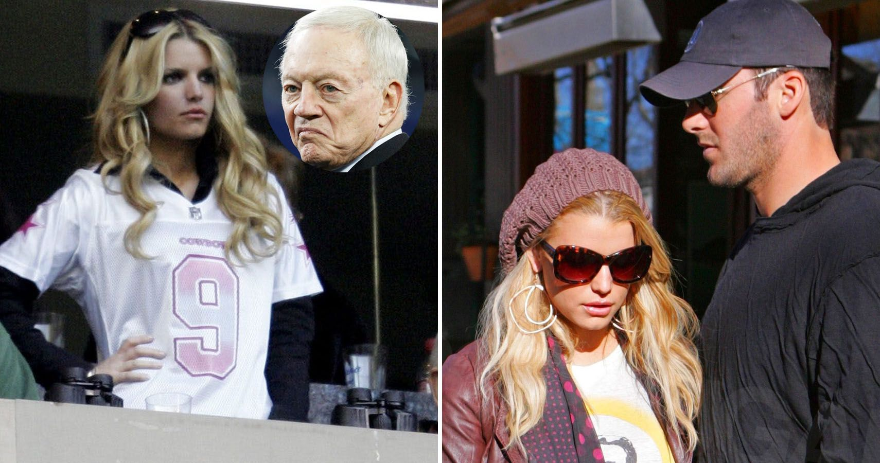 f5605e95a8570 Facts About Tony Romo And Jessica Simpson s Messy Breakup