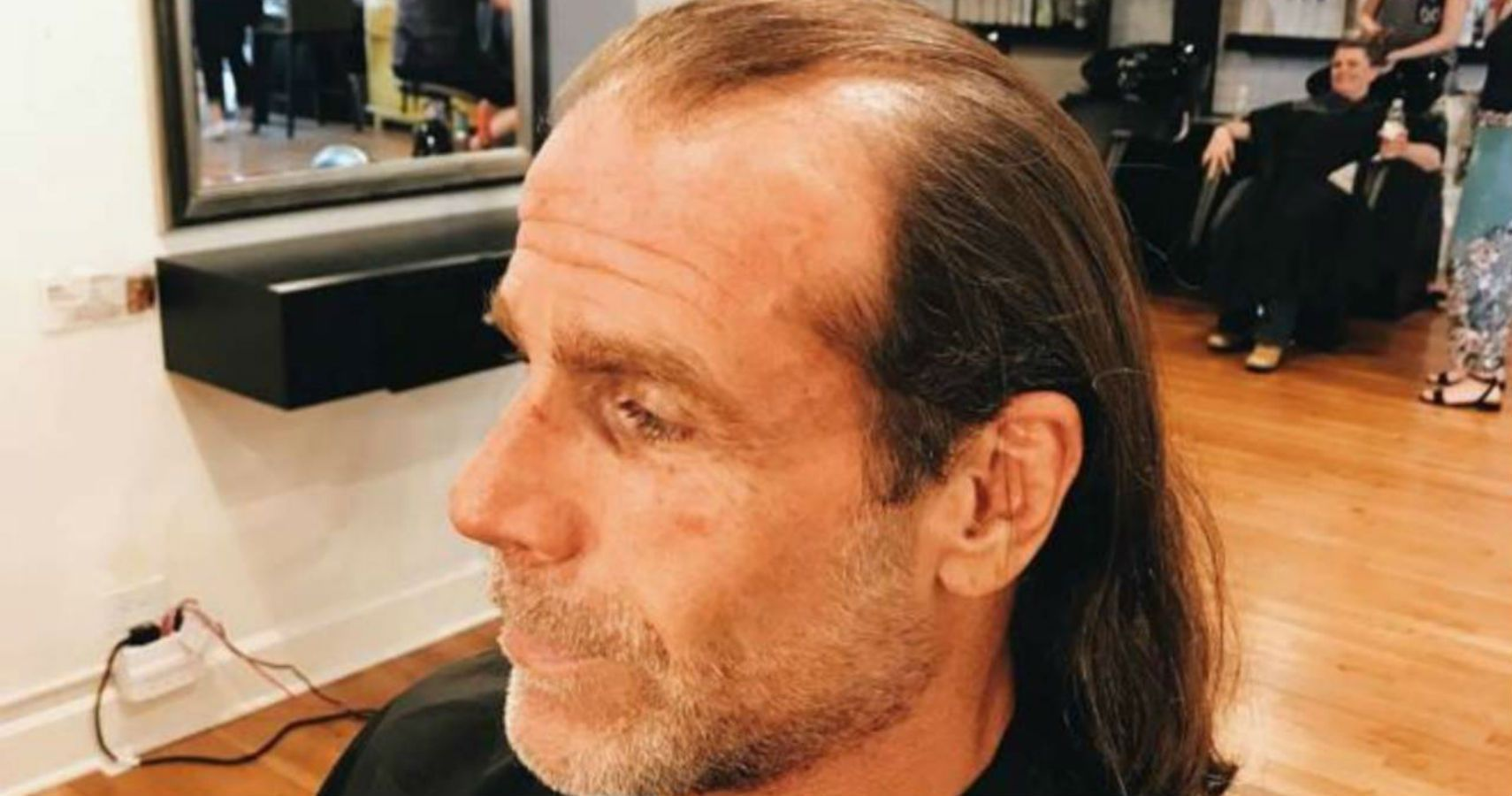 Shawn Michaels Is Sporting Short Hair Ahead Of
