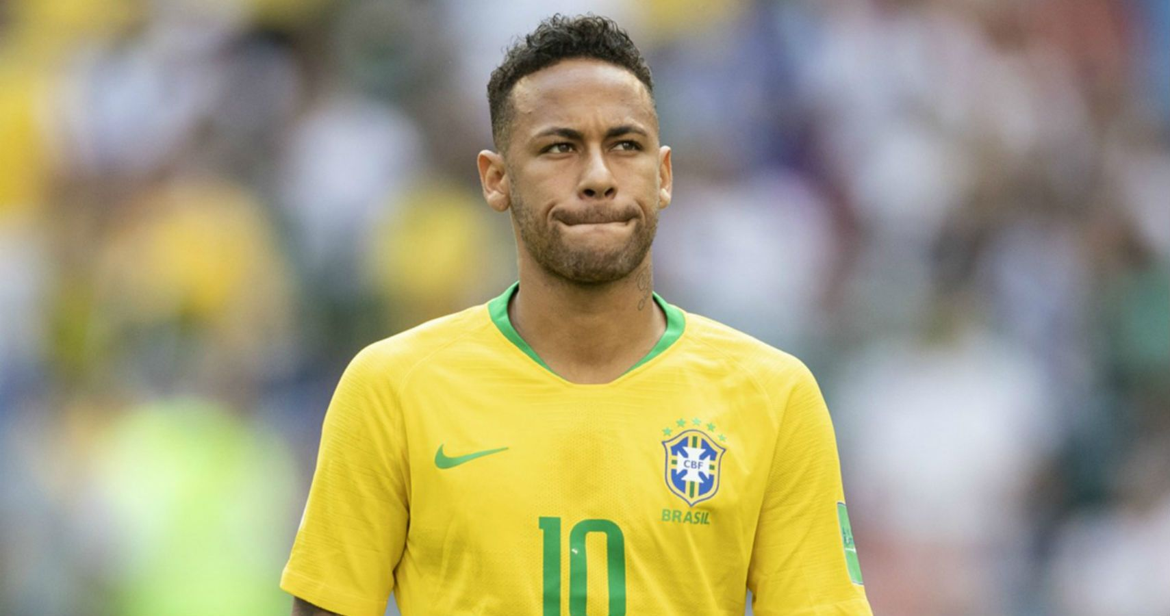 """Neymar Labels World Cup Exit """"Saddest Moment"""" Of His Career"""
