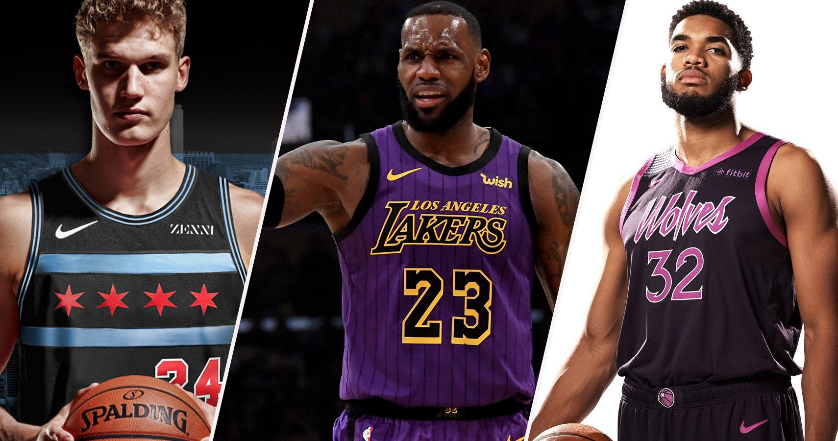 18de00bb3eb Ranking Every NBA Team's Current Alternate 'City' Jersey From 30th To 1st