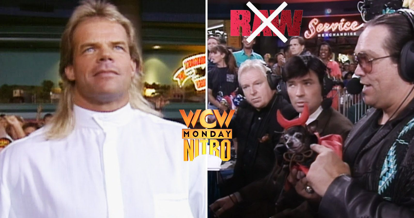 20 Backstage Details Fans Didn't Know About The First Nitro