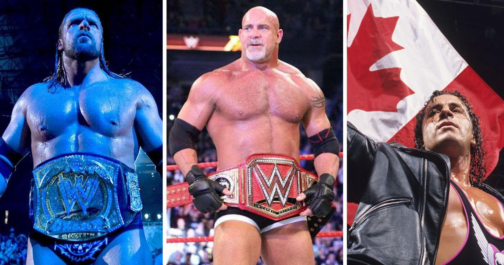 5 Wrestlers That Beat Goldberg Clean (& 5