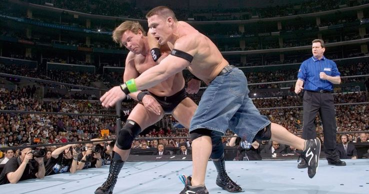 You Can't Beat Me: 10 Career-Defining John Cena Wins, Ranked