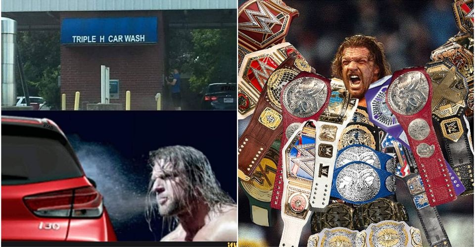 The Game 10 More Hilarious Triple H Memes Thesportster