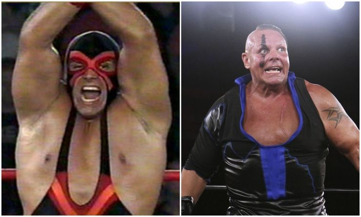 10 Wrestlers You Forgot Competed In TNA's X Division