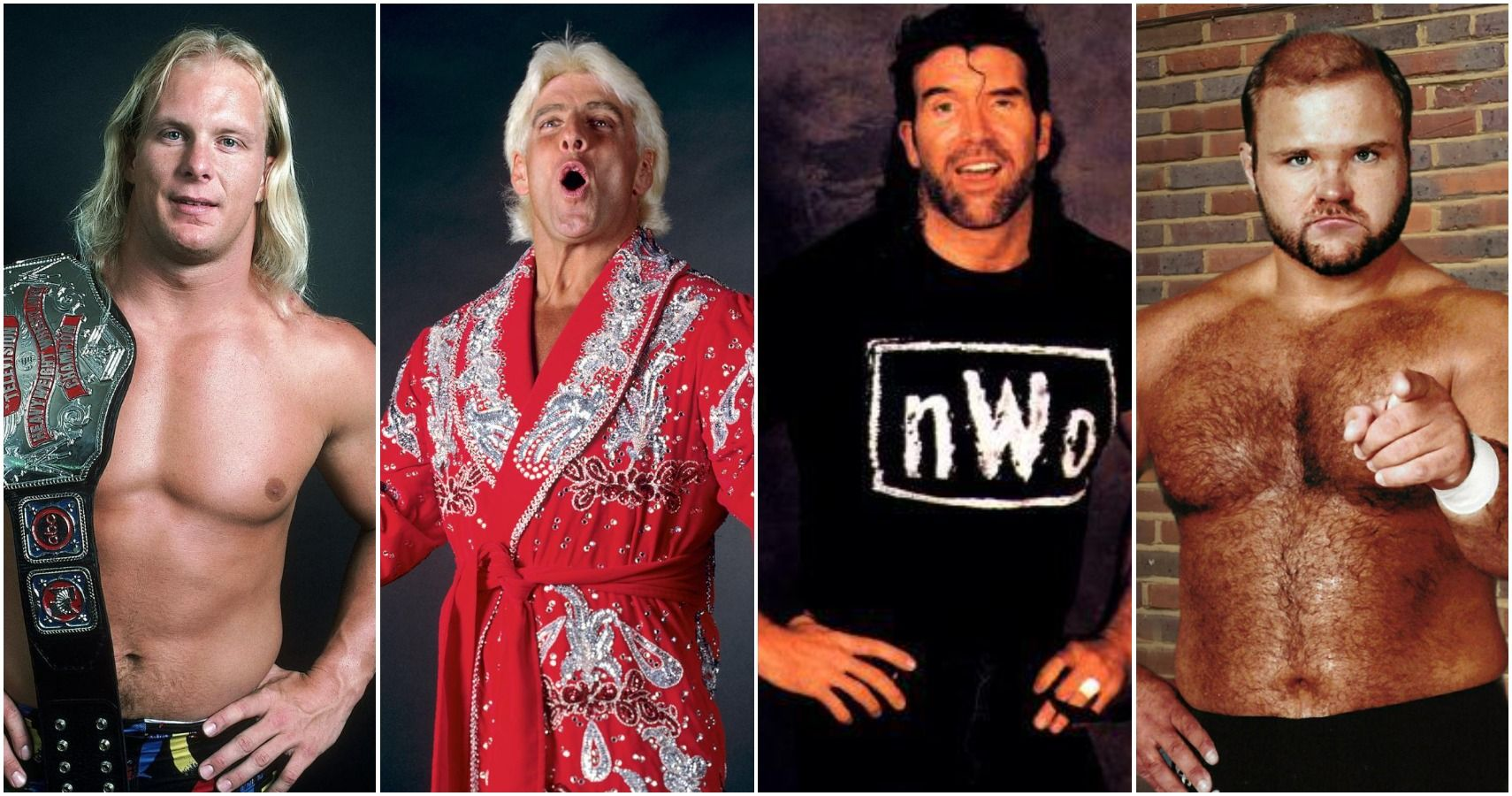 10 Wrestlers With The Most Losses In WCW History | TheSportster