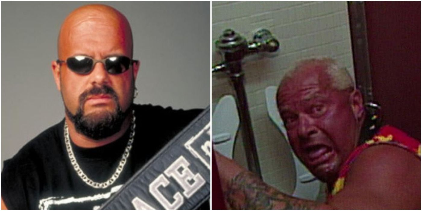 The 10 Worst Wrestlers To Get A WCW Title Shot | TheSportster