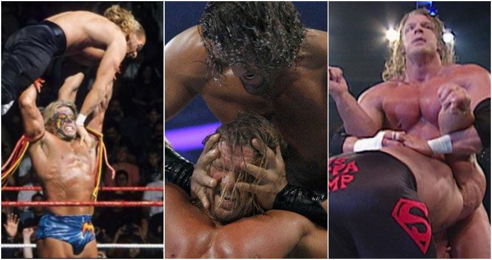 10 Worst Matches Of Triple H's Career   TheSportster