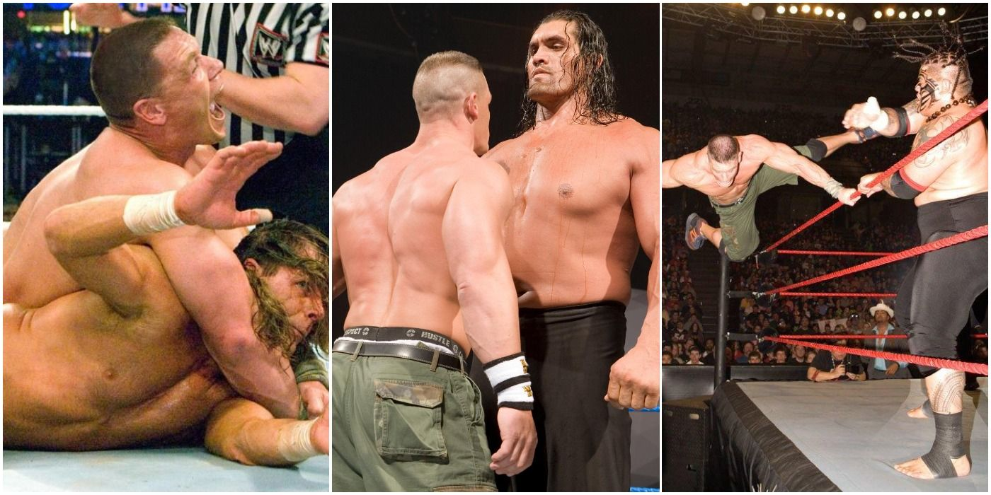 10 Times John Cena Main Evented A PPV He Shouldn't Have