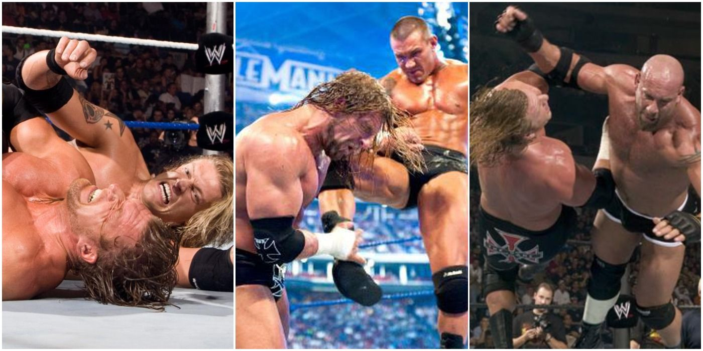 10 Times Triple H Main Evented A PPV He Shouldn't Have
