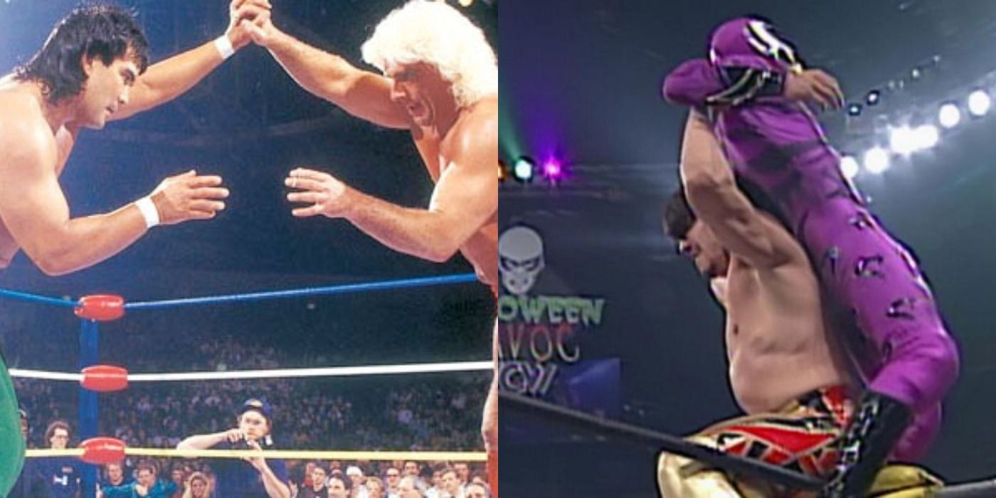 The 10 Best WCW Matches Ever, According To Cagematch.net
