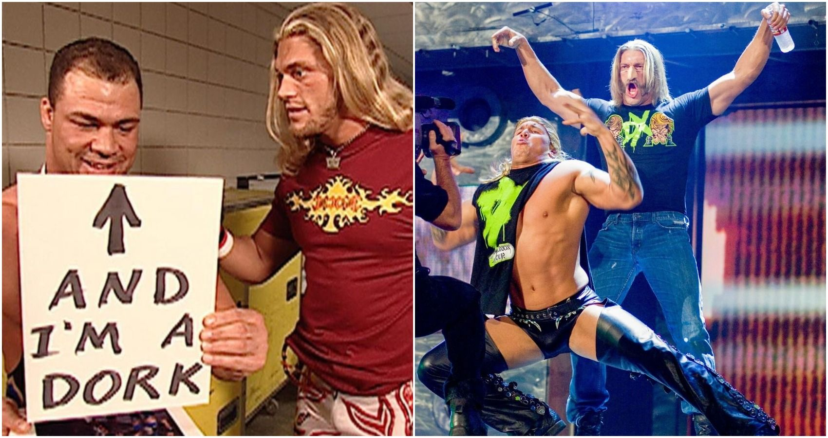 10 Funniest Moments Of Edge's WWE Career | TheSportster